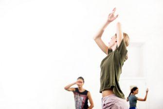 creative movement residency